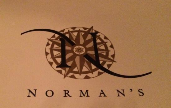 Dinner at Norman's