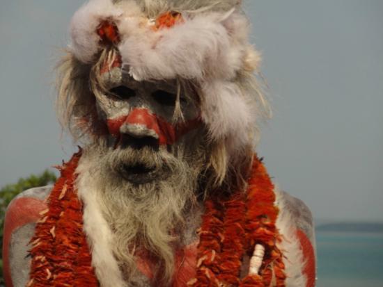 Elcho Island, Australia: Morning Star Man - dancer