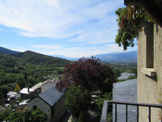 Llo, Γαλλία: 部屋からの景色