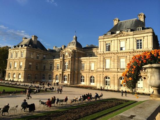 ปารีส, ฝรั่งเศส: Jardim de Luxemburgo