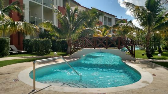 Garden Area Pool Picture Of Now Larimar Punta Cana Bavaro Tripadvisor