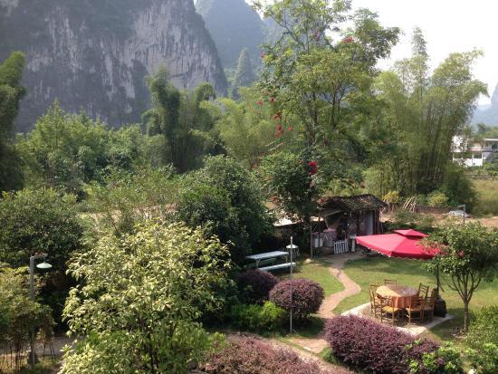 Xingping Our Inn: 园子 garden
