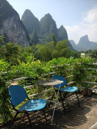 Xingping Our Inn: 阳台 balcony