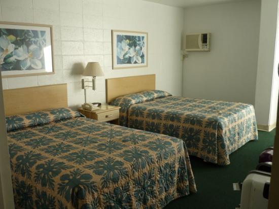 Ambassador Hotel Waikiki: 2ベットルーム