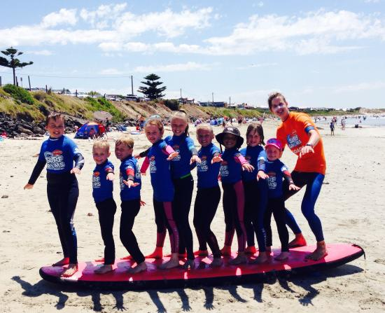 Port Fairy, Αυστραλία: Fun for all ages and abilities!