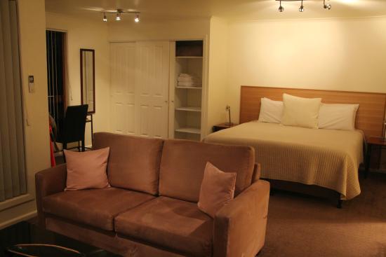 Aloft Boutique Accommodation Strahan: Habitación