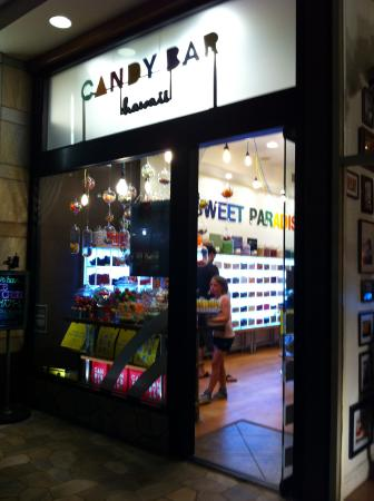 Candy Bar Hawaii
