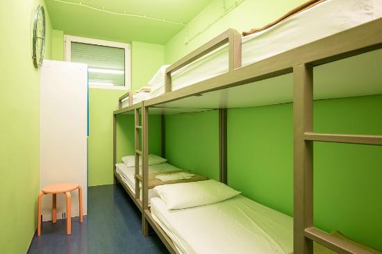 Bit Center Hotel: Hostel