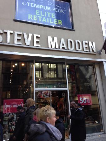002f6b708c8 Steve Madden (New York City) - 2019 All You Need to Know BEFORE You ...