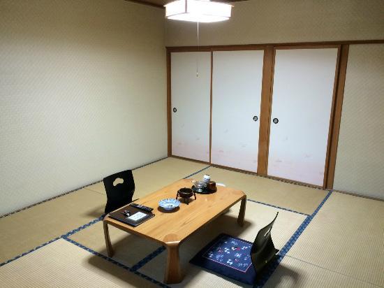 Honbetsu Onsen Grand Hotel : 室内1