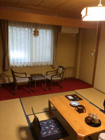 Honbetsu-cho, Japan: 室内2