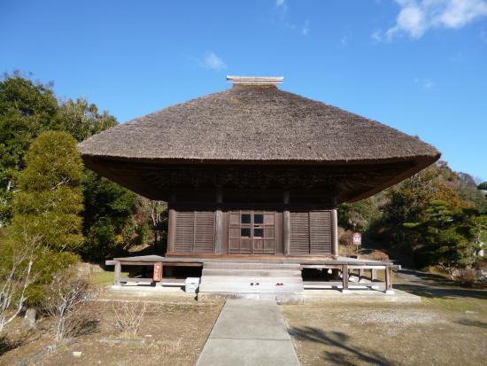 Saiganji Temple Amida Building
