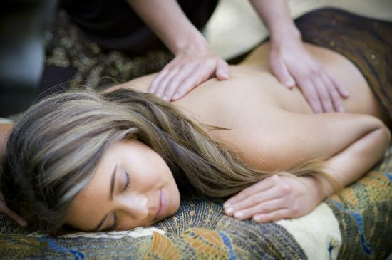 Gaia Retreat & Spa: Gaia Day Spa massage
