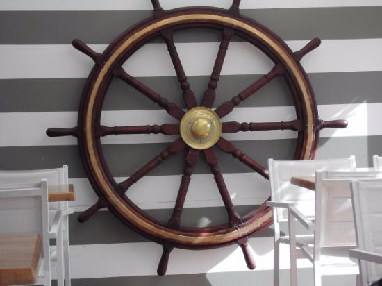 Maritime dekoration picture of marie siska knokke heist tripadvisor - Maritime dekoration ...