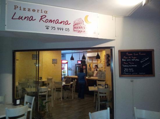 menu - picture of pizzeria luna romana, urla - tripadvisor