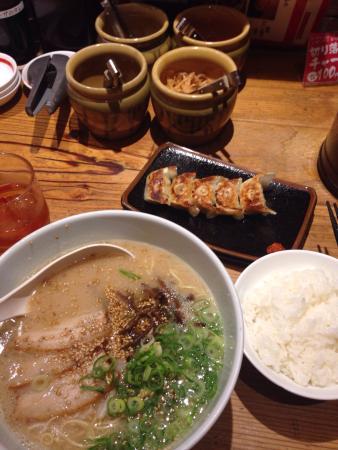 Ippudo Okayama