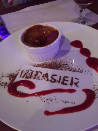 Restaurant Au Brasier