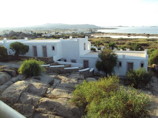 Hotel Kavuras Village: panorama kavuras village