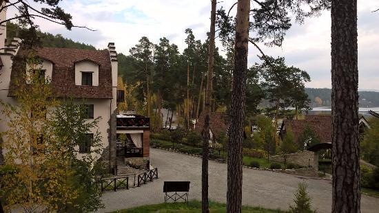 FonGrad SPA Hotel: Фонград-внутренний двор
