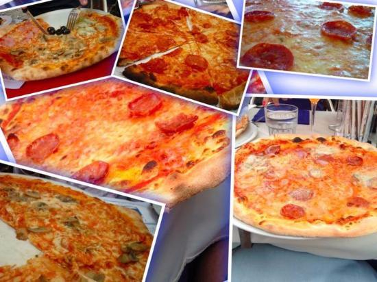 Residence Vecchio Porto Excelsior: пицца,пицца,пицца
