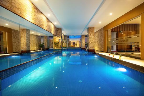 Khách sạn Fansipan Đà Nẵng: Indoor pool
