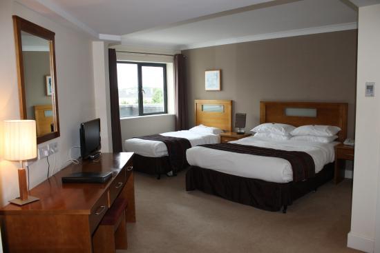 Claregalway, Irlanda: chambre