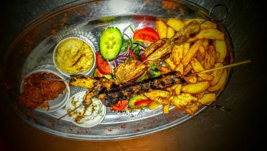 Greek Taverna Upper Bangor