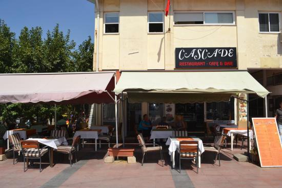 Cascade Restaurant, cafe, bar