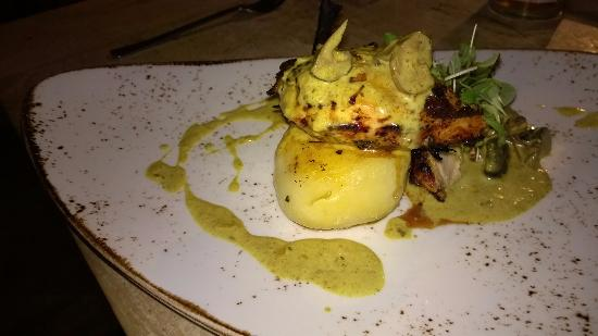 Hampton-in-Arden, UK: Lemon Grass Chicken