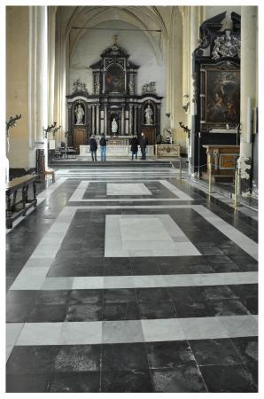Église Notre-Dame (Onze Lieve Vrouwekerk) : OLV-Kerk