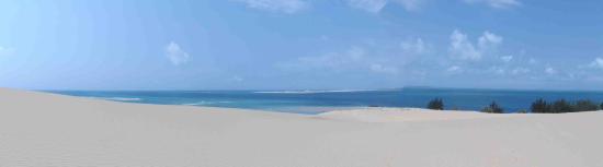 Bazaruto Archipelago, Mozambique: outlook