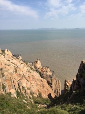 Shengsi County, Chiny: 六井潭