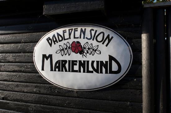 Badepension Marienlund : Hotel