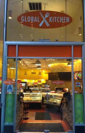 Global Kitchen, New York City - Midtown - Restaurant Reviews ...