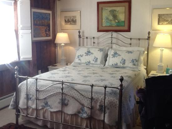 Pier One Vacation Rentals: The bed at Fok-Sul
