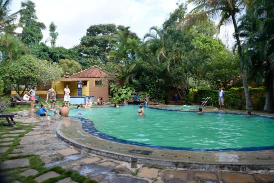 Indoor Swimming Pool Picture Of Hoysala Village Resort Hassan Tripadvisor