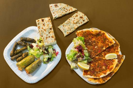 lecker kurdisch essen bild von alte markthalle basel tripadvisor. Black Bedroom Furniture Sets. Home Design Ideas