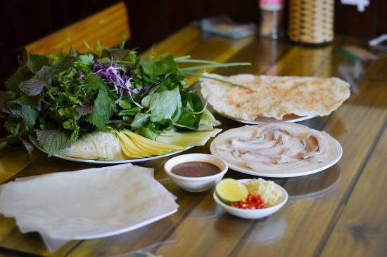Quynh Dai Loc - Pork Wrap & Roll