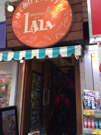 Spaghetteria Lala Akabane