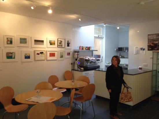 The Penwith Gallery: At home - in a gallery