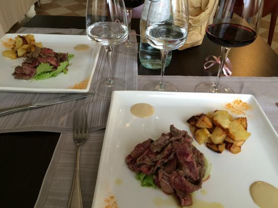 Qualita con gusto e simpatia foto di hosteria de rosa - Cucina in simpatia ...