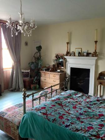 Bathwick Street B & B: View of superior double bedroom