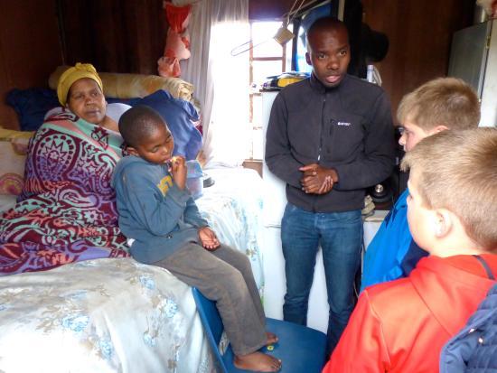 Langa Township: Mamnkeli Tours   Mamnkelitours@gmail.com