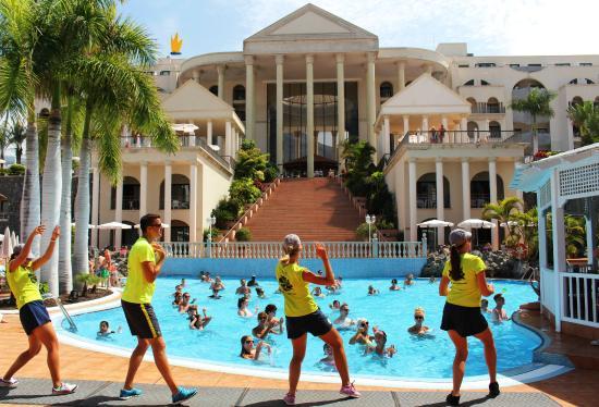 Aqua Gym Bahía Princess Picture Of Bahia Princess Tenerife Tripadvisor
