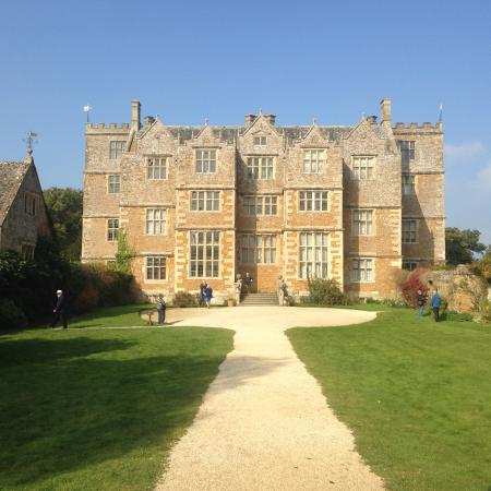 Chastleton House and Garden : The Grand Frontage