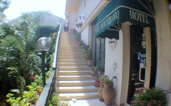 Hotel Mediterraneo : ingresso
