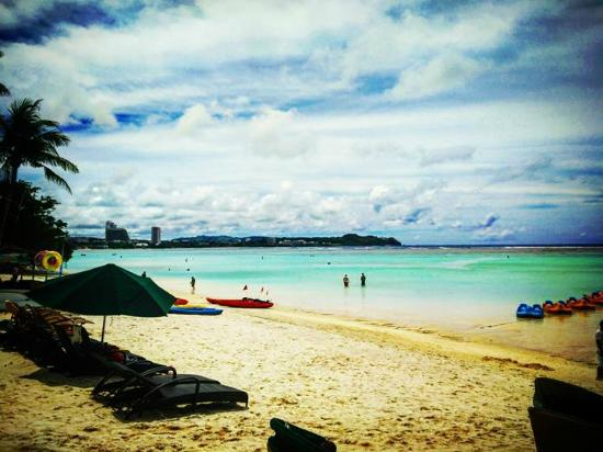 The Westin Resort Guam: Beach