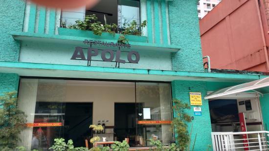 Apolo Xvi Restaurante