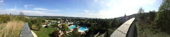Bad Blumau, النمسا: Rooftop view