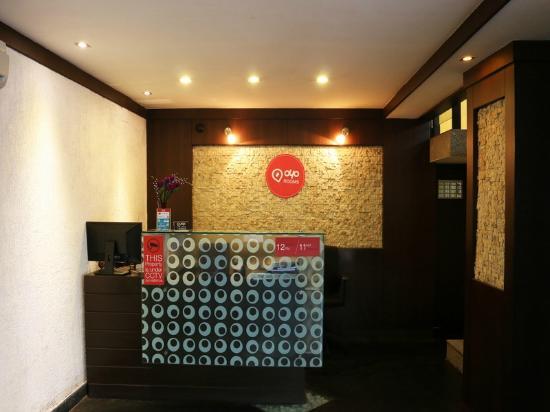 Relax Inn: Reception